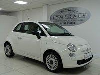 2011 FIAT 500 1.2 POP 3d 69 BHP £3995.00