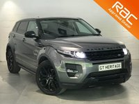2015 LAND ROVER RANGE ROVER EVOQUE SD4 DYNAMIC AUTO [BLACK PACK] £28497.00