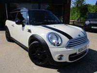 2014 MINI CLUBMAN 1.6 COOPER D 5d 112 BHP £9500.00