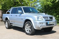 2005 MITSUBISHI L200 2.5 ANIMAL 4LIFE LWB DCB 4WD 1d 114 BHP £5250.00