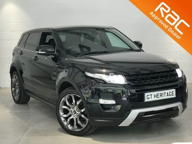 2012 12 LAND ROVER RANGE ROVER EVOQUE SI4 DYNAMIC AUTO [PAN ROOF]
