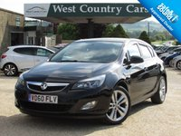 USED 2010 60 VAUXHALL ASTRA 1.4 SRI 5d 138 BHP Practical Family Hatchback