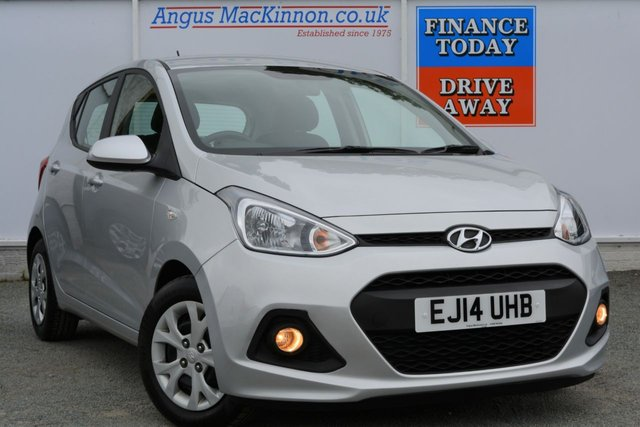 2014 14 HYUNDAI I10 1.2 SE 5d Hatchback Ideal 1st Car with Low Road Tax and High 57mpg