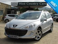 USED 2010 10 PEUGEOT 308 1.6 SW SPORT 5d 118 BHP Practical Family Estate