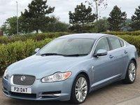 2010 JAGUAR XF 3.0 V6 PREMIUM LUXURY 4d AUTO 240 BHP £8795.00