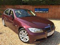 USED 2007 07 BMW 3 SERIES 2.5 325I SE 4d AUTO 215 BHP