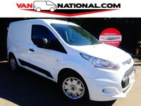 2015 FORD TRANSIT CONNECT 1.6 200 TREND P/V 95 BHP (one owner lovely van fully colour coded) £10350.00