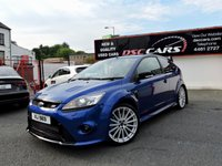 2010 FORD FOCUS 2.5 RS 3d 300 BHP £SOLD