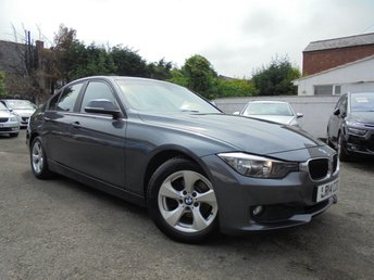 2014 BMW 3 SERIES 2.0 320D EFFICIENTDYNAMICS 4d 161 BHP £10350.00