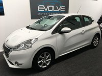 USED 2014 64 PEUGEOT 208 1.2 ACTIVE 3d 82 BHP