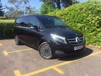 2015 MERCEDES-BENZ V CLASS 2.1 V250 BLUETEC SPORT AUTO £31950.00