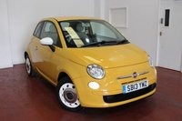 2013 FIAT 500 1.2 COLOUR THERAPY 3d 69 BHP £5495.00