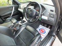 USED 2009 59 BMW X3 2.0 XDRIVE20D LIMITED SPORT EDITION 5d 175 BHP