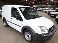 2013 FORD TRANSIT CONNECT 1.8 T200 LR 74 BHP-ONE OWNER - SERVICE HISTORY £5250.00