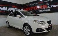 2010 SEAT IBIZA 1.6 SPORT CR TDI 3DOOR 103 BHP £3850.00