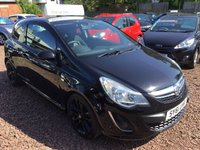 2011 VAUXHALL CORSA 1.2 LIMITED EDITION 3d 83 BHP £5000.00