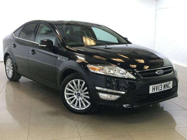 View our 2013 13 FORD MONDEO 1.6 ZETEC BUSINESS EDITION TDCI S/S 5d 114 BHP