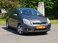 2007 TOYOTA COROLLA VERSO 2.2 D-4D T3 5dr £4995.00