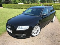USED 2005 55 AUDI A6 2.0 T FSI S LINE 5d 168 BHP Full Audi And Specialist History MOT 05/19 Full Audi And Specialist Service History, MOT 05/19, Recently Serviced, Truly Stunning Unmarked Example, Fastiduously Maintained, Timing Belt And Dual Mass + Clutch Recently Replaced, 19in Alloys (Rare), RS6 Style Piano Black Grille, Leather S Line Crested Upholstery, Cd Changer, Electric Closing Tailgate, Auto Lights On, Auto Wipers, Dimming Rear View Mirror, Just Had Service + Front + Rear Brakes And Shock Absorber Replaced, Privacy Glass, Drives And Looks Perfectly, Very Rare Car, A Real Head
