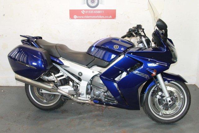 2005 55 YAMAHA FJR 1300 A