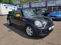 2013 MINI CONVERTIBLE 1.6 ONE 2d 98 BHP £7500.00
