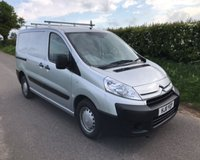2011 CITROEN DISPATCH 1000 L1H1 ENTERPRISE HDI 90 £4495.00