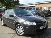 USED 2008 08 RENAULT MEGANE 1.5 DYNAMIQUE DCI 3d 106 BHP GREAT VALUE + 3 FORMER KEEPERS