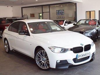 2013 BMW 3 SERIES 2.0 320I XDRIVE M SPORT 4d AUTO 181 BHP £15990.00