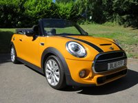 USED 2016 16 MINI CONVERTIBLE 2.0 COOPER S 2d 189 BHP BUY NOW FOR JUST £67 P/W!! ** BEST COLOUR **