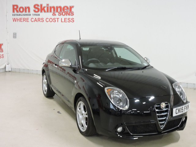 View our 2015 15 ALFA ROMEO MITO 0.9 TWINAIR DISTINCTIVE 3d 105 BHP