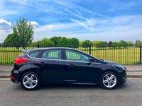 2015 FORD FOCUS 1.0 ZETEC S 5d 124 BHP £9495.00