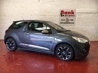 2013 CITROEN DS3 1.6 THP DSPORT PLUS 3d 150 BHP £6995.00
