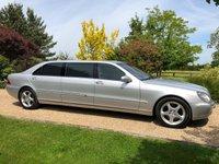 2007 MERCEDES-BENZ S 600 5.8 S600 PULLMAN 4d AUTO 367 BHP