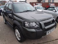 USED 2005 55 LAND ROVER FREELANDER 2.0 TD4 SE STATION WAGON 5d 110 BHP