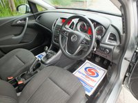 USED 2014 64 VAUXHALL ASTRA 1.6 DESIGN CDTI ECOFLEX S/S 5d 108 BHP