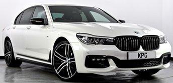 2016 BMW 7 SERIES 3.0 730d M Sport xDrive 4dr  £39995.00
