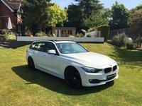 2014 BMW 3 SERIES 2.0 320D EFFICIENTDYNAMICS BUSINESS TOURING 5d 161 BHP £13995.00
