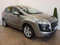 2011 PEUGEOT 3008 1.6 SPORT HDI 5d AUTO 112 BHP £4190.00