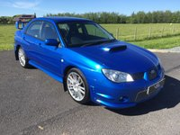2008 SUBARU IMPREZA 2.5 GB270 4d 270 BHP Ltd Edn No.132 £9995.00