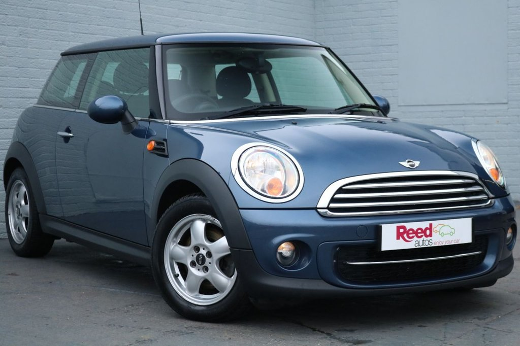 2011 11 MINI HATCH COOPER 1.6 COOPER D 3d 112 BHP