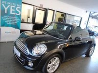 2012 MINI CONVERTIBLE 1.6 COOPER D 2d 112 BHP £SOLD