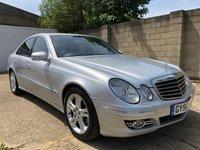 2006 MERCEDES-BENZ E CLASS 3.0 E280 CDI AVANTGARDE 4d AUTO 187 BHP £6495.00