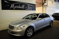USED 2009 09 MERCEDES-BENZ S CLASS 3.0 S320 CDI 4d AUTO 231 BHP
