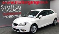 2012 SEAT IBIZA 1.4 SE 3d 85 BHP sportcoupe £5295.00