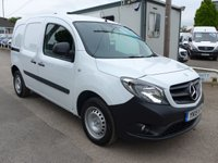 USED 2015 15 MERCEDES-BENZ CITAN 1.5 111 CDI LWB, 111 BHP AIR CONDITIONING, ELECTRIC PACK, 1 OWNER