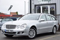 USED 2006 56 MERCEDES-BENZ E CLASS 3.0 E280 CDI ELEGANCE 5d AUTO 187 BHP Full Mercedes Service History with 7 Stamps.