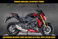USED 2017 17 SUZUKI GSX-S1000 AL8 ABS  GOOD & BAD CREDIT ACCEPTED, OVER 500+ BIKES IN STOCK