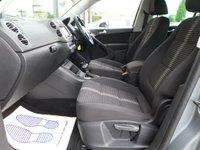 USED 2010 10 VOLKSWAGEN TIGUAN 2.0 SPORT TDI 4MOTION 5d AUTO 138 BHP ** SAT NAV * REAR CAMERA ** ** SAT NAV * CAMERA * AIR CON **