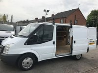 2007 FORD TRANSIT 2.2 280 SWB LR 1d 85 BHP NO VAT TO PAY FSH 7 STAMPS £4750.00