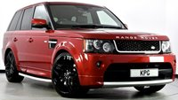 USED 2012 62 LAND ROVER RANGE ROVER SPORT 3.0 SD V6 HSE 4X4 5dr Auto [8] Autobiography Exterior Pack ++